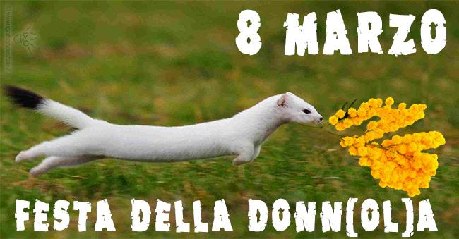 8 marzo festa della donn(ol)a Igor Francescato cea