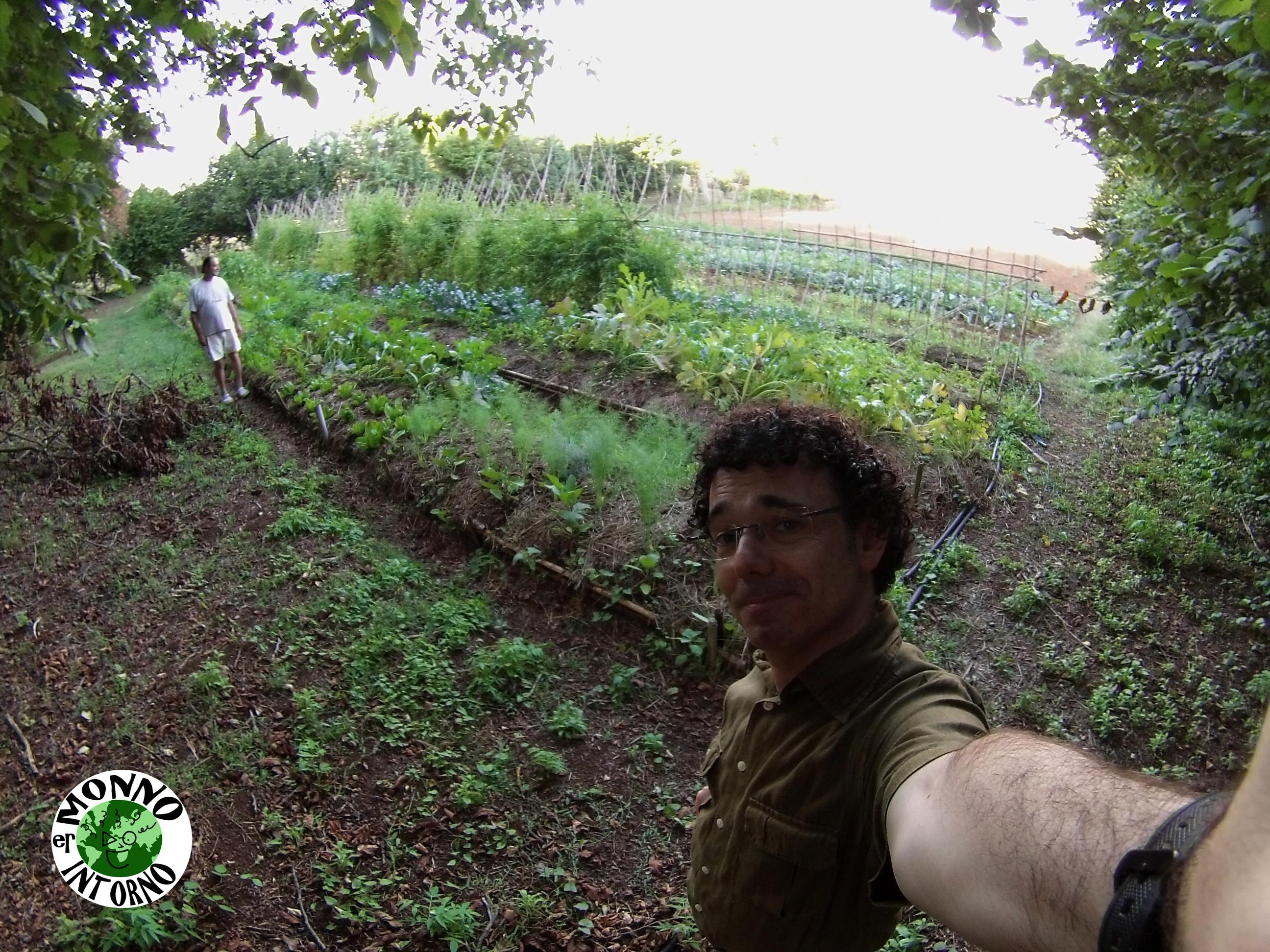 Er Monno intorno - Angelo Campanaro e il suo orto biologico