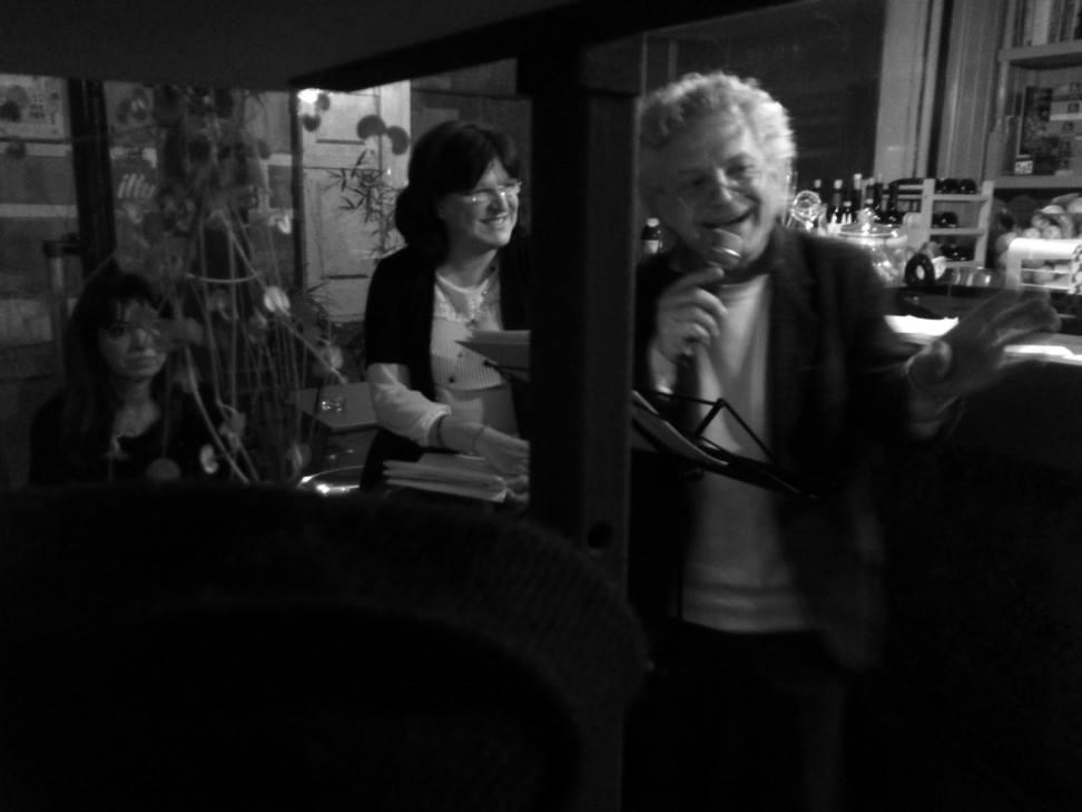Francesco-crosato-recitando-con-ivana-Prior-cavastropoi_Treviso