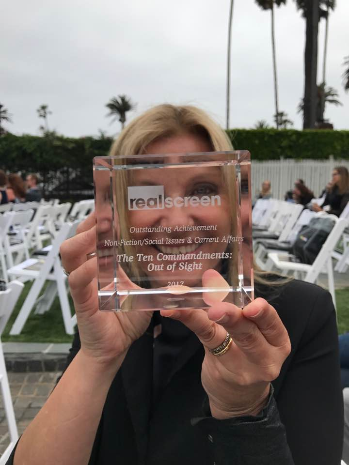 Realscreen Award 2017 - Out of sight