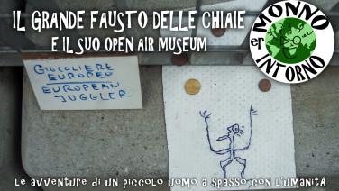 Er Monno intorno - Fausto Delle Chiaie Open Air Museum Ara Pacis Roma_Igor Francescato_Vimeo