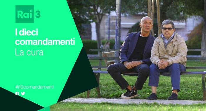 I DIEI COMANDAMENTI - LA CURA RAI 3