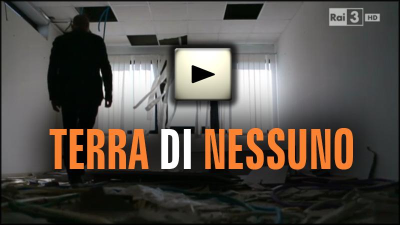 TERRA DI NESSUNO - I dieci comandamenti RAI 3 Domenico Iannacone